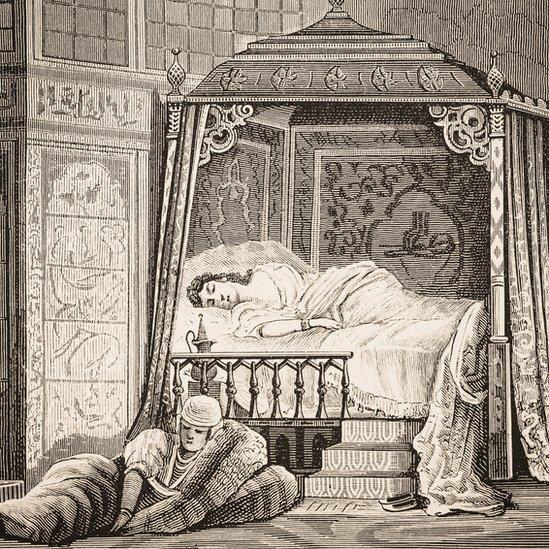 Para nossos antepassados modernos, as camas tinham funções sociais, ritualísticas e emocionais