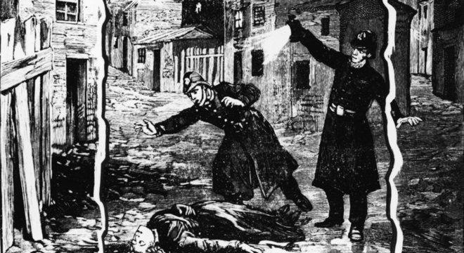 A maioria das vítimas de 'Jack' era prostitutas