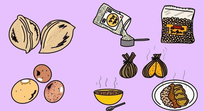 O feijão-bambara é de fácil cultivo e uma boa fonte de proteína