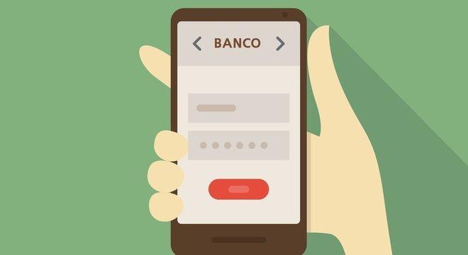 Uso de celular para assuntos bancários demanda muita cautela