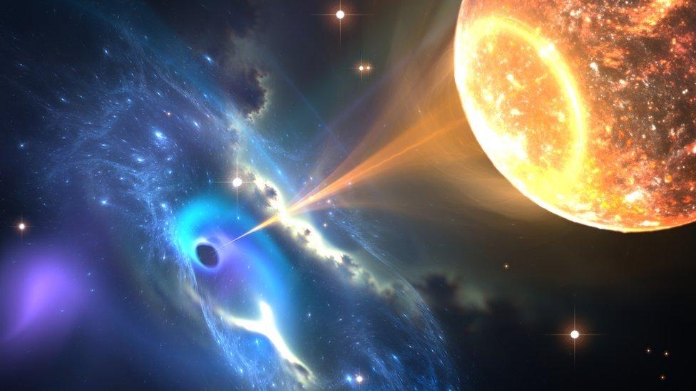 A explosão de uma supernova pode ser uma boa explicação para a presença de ouro no Universo, mas é insuficiente