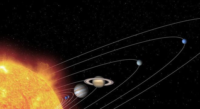 Grãos ricos em carbono e oxigênio de explosões estelares contribuíram para formação do Sistema Solar