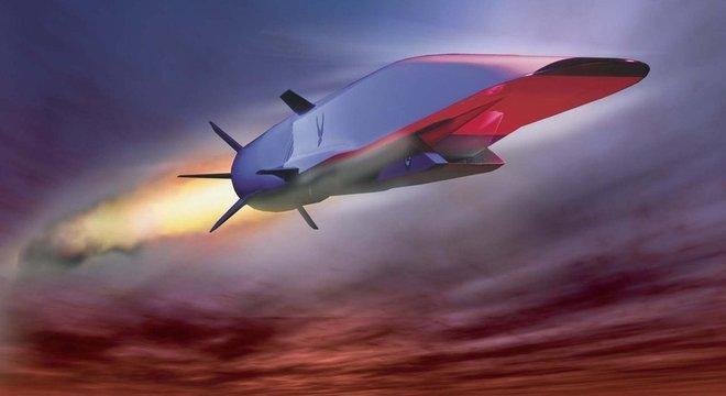 Ainda em desenvolvimento, o avião não tripulado com motor scramjet X-51 Waverider é um projeto da Boeing para tentar superar alguns dos desafios dos voos hipersônicos