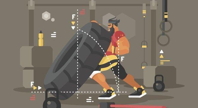 Exercícios intensos são altamente recomendados, mas precisam vir acompanhandos de recuperação adequada, alerta especialista