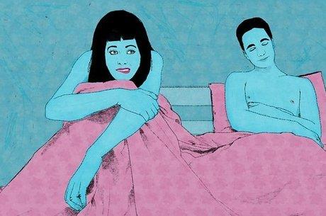 Tinham me dito que uma relação sexual poderia ter dor, então eu simplesmente aceitei isso', disse Jess
