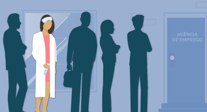 Jovens doutores de diversas áreas de atuação estão enfrentando dificuldades no mercado de trabalho