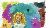Escritora decidiu publicar a história de O Ickabog na internet, capítulo por capítulo, para que as famílias pudessem entreter as crianças neste período de pandemia de covid-19