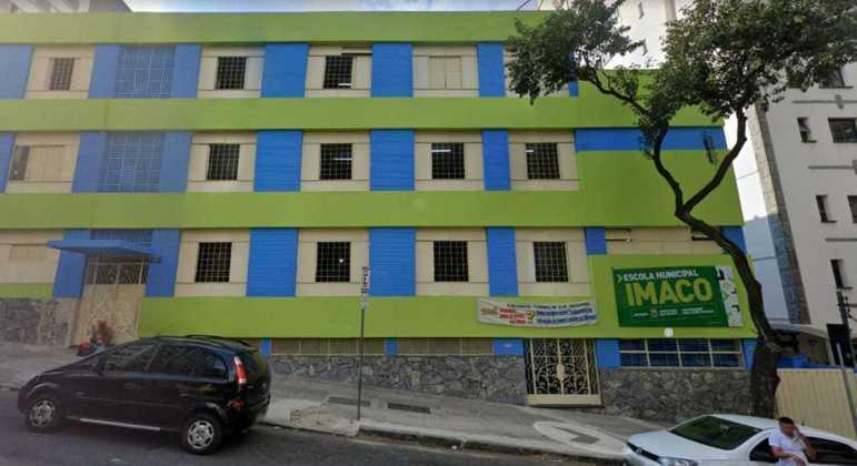 Colégio Imaco é o primeiro a ser vistoriado pelos vereadores