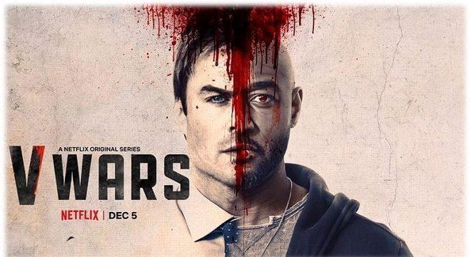 """Ian Somerhalder manda recado sobre a série """"V Wars"""" em vídeo para fãs brasileiros"""