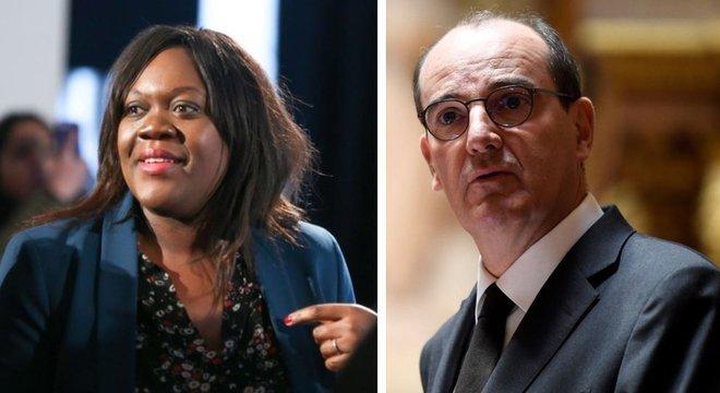 A parlamentar Laetitia Avia propôs a nova nova lei, enquanto o primeiro-ministro Jean Castex foi ridicularizado por seu sotaque