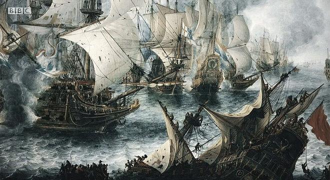 A Guerra dos Oitenta Anos, na qual as Províncias Unidas dos Países Baixos enfrentaram seu soberano, que também era rei da Espanha, terminou em 1648 com o reconhecimento de sua independência
