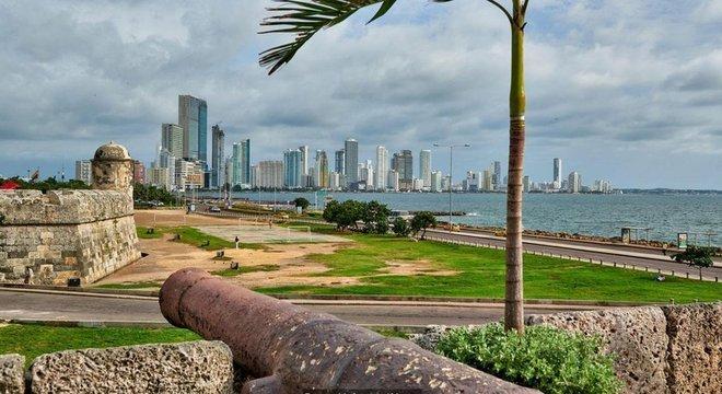 Em 1708, o galeão espanhol San José afundou na costa de Cartagena, Colômbia