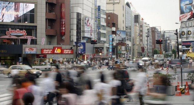 O Japão tem uma taxa de suicídio considerada relativamente alta