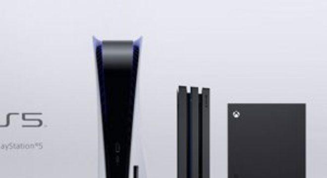Imagens comparativas mostram que o PlayStation 5 é enorme
