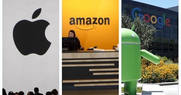 As 4 empresas de tecnologia que já valem mais de US$ 1 trilhão