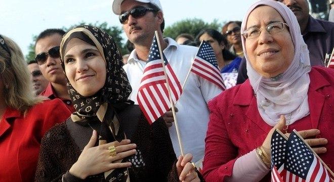 EUA têm em sua população 44,4 milhões de imigrantes de todo o mundo