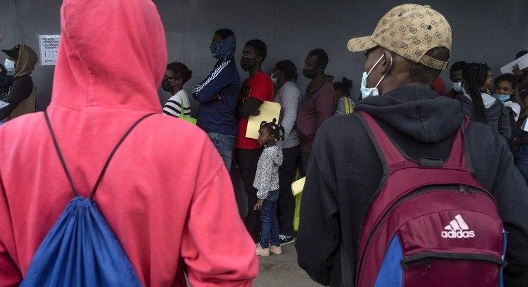 México registrou 147 mil migrantes indocumentados de janeiro a agosto deste ano