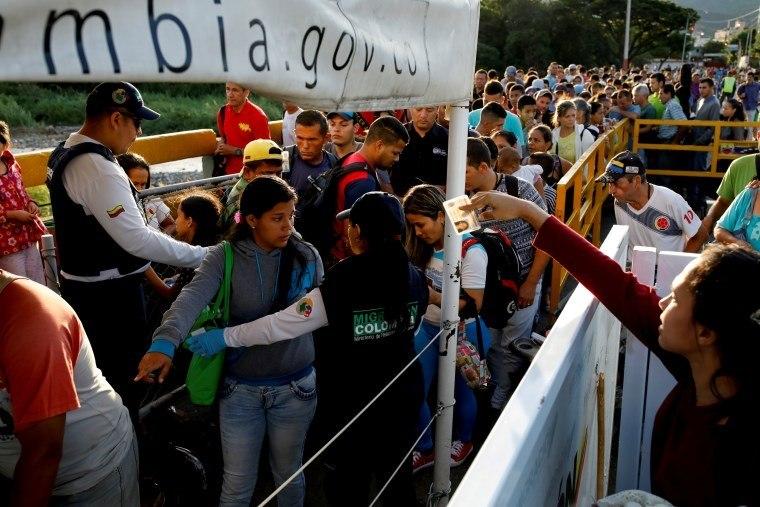 Crise fez 3 milhões de pessoas deixarem a Venezuela, diz ONU