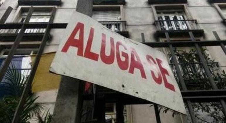 Preço médio do aluguel na capital de São Paulo é de R$ 34,96/m². No RJ chega a R$ 29,43/m²