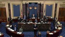 Democratas mostram imagens inéditas da violência no Capitólio