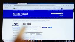 Imposto de renda 2019: contribuinte saberá em 24 horas se caiu na malha fina ()