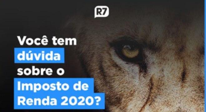 Leitor pode enviar as perguntas pelo Facebook e Instagram do R7