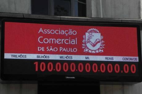 Impostômetro atinge R$ 100 bilhões em impostos