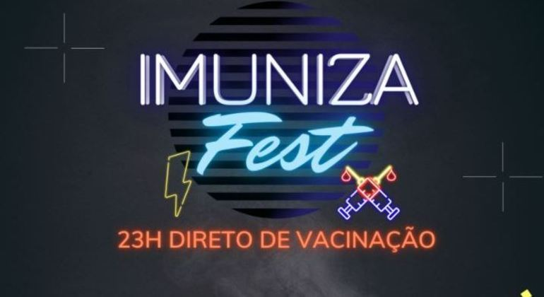 Prefeitura de Jandira (SP) vai fazer 23 horas de vacinação contra a covid-19 a partir do dia 6