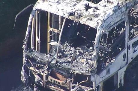 Causas do incêndio ainda vão ser investigadas