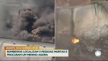 Corpo de Bombeiros localiza três mortos em incêndio de Barueri (SP)