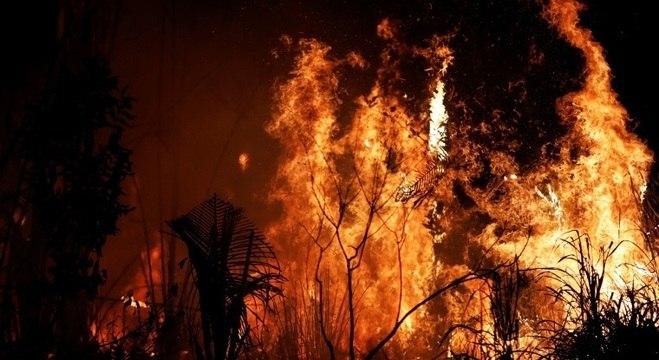 Em junho, Amazônia registrou o maior foco de queimadas em 13 anos