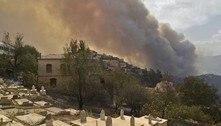 Incêndios florestais no norte da Argélia deixam ao menos 38 mortos