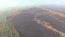 Incêndios florestais na Rússia afetam 2,3 milhões de hectares
