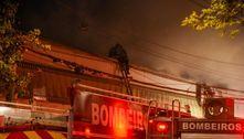 Cinemateca: arquivos da TV Tupi estariam no galpão que pegou fogo