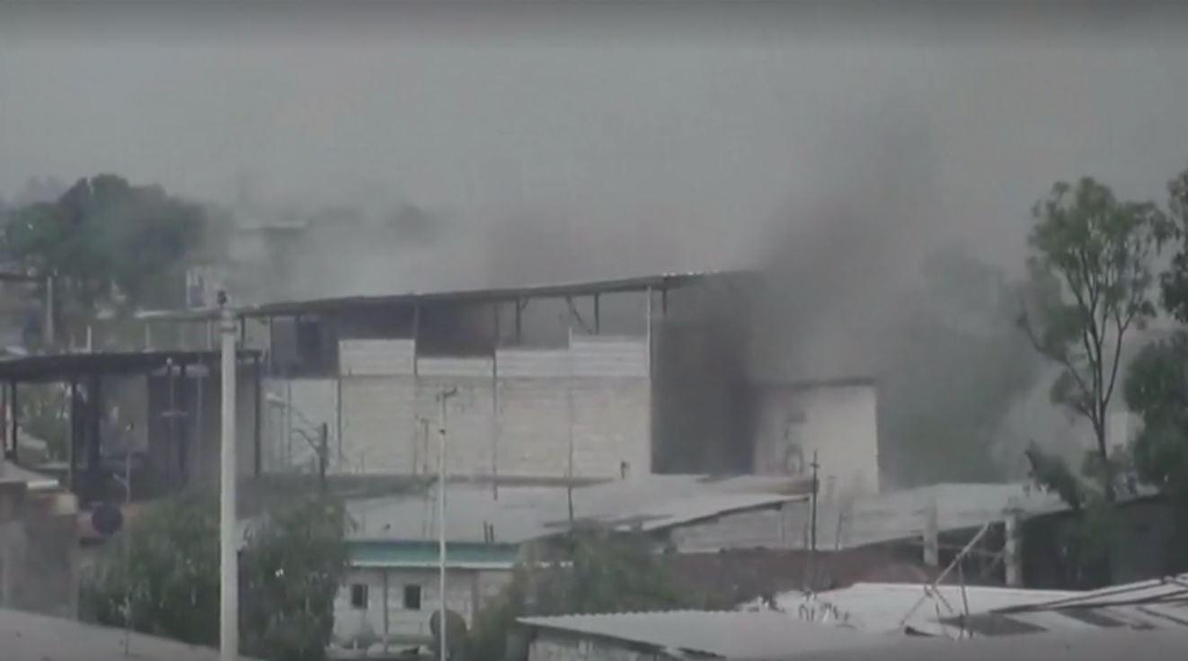Dezessete morrem em incêndio em clínica de reabilitação no Equador