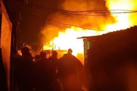 Incêndio deixou um morto no Parque São Rafael