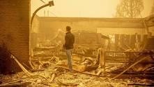 Incêndio na Califórnia é o segundo pior da história do estado