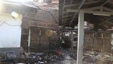 Sobe para 44 o número de mortos em incêndio na Indonésia