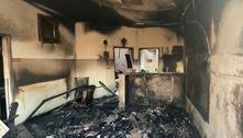 Ex-dono de escola é preso por atear fogo em estabelecimento em SP
