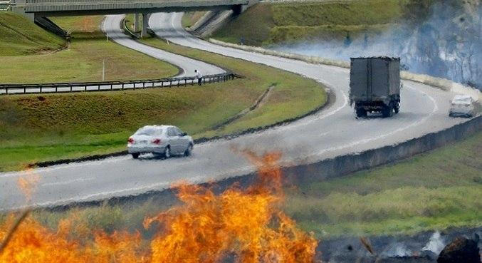 Operação tem como foco conscientização para prevenir incêndios