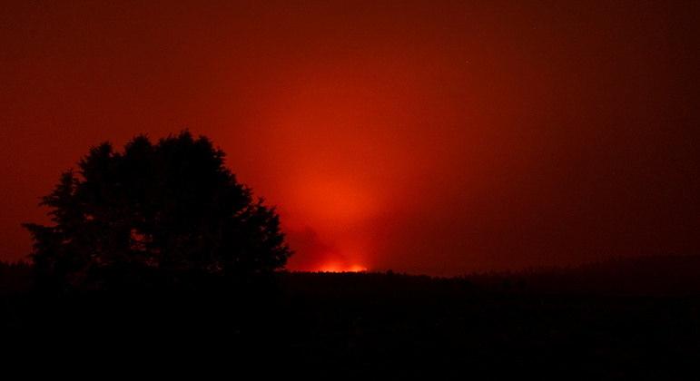 Incêndios na Califórnia já queimaram mais de 38 mil hectares até o momento