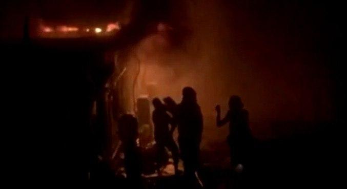Incêndio deixou dezenas de mortos e feridos no sul do Iraque