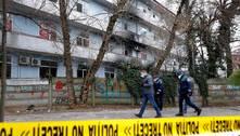 Covid: cinco pessoas morrem em incêndio em hospital na Romênia