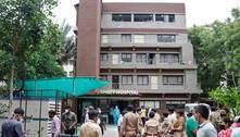 Incêndio em hospital da Índia mata 8 pacientes com covid-19