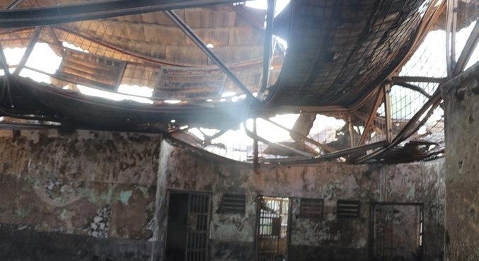 Incêndio em prisão na Indonésia deixa mais de 40 mortos