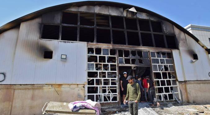 Pelo menos 64 pessoas morreram em incêndio em hospital no Iraque