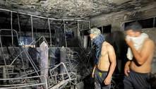 Mais de 80 pessoas morrem em incêndio em hospital no Iraque