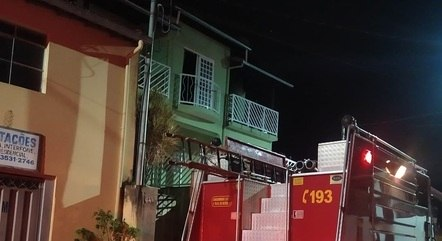Incêndio começou em quarto do apartamento