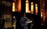 incêndio, Museu Nacional,