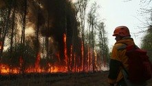 Incêndios na Sibéria se agravam e fumaça já chega ao Polo Norte